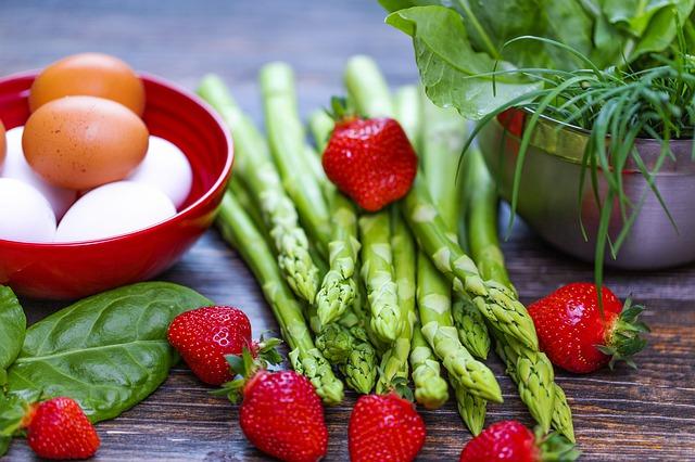 Vliv výživy na hojení – nová stránka